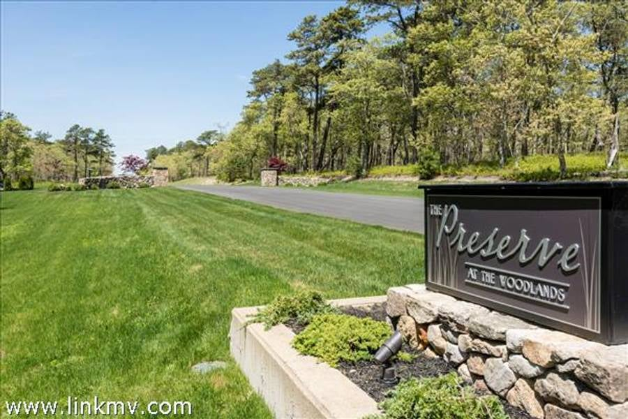 20 Paddock Road Lot 9   Oak Bluffs