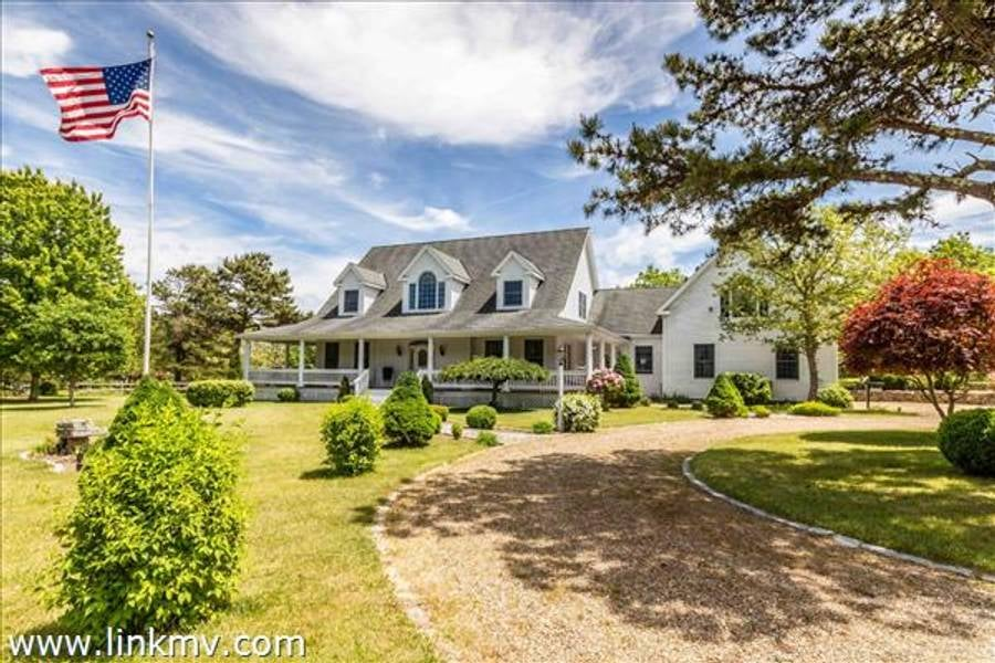 100 Pond Road  West Tisbury
