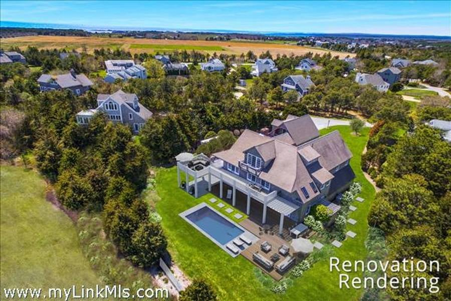 5 Plains Court  Edgartown