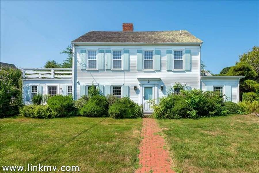 8 Atwood Circle  Edgartown